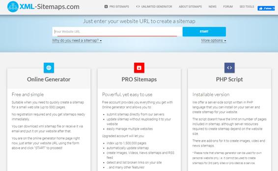 Site XML-Sitemaps