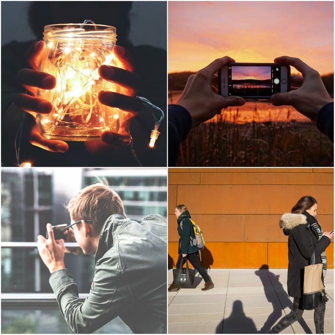 Exemple de photos libres de droits ISO Republic