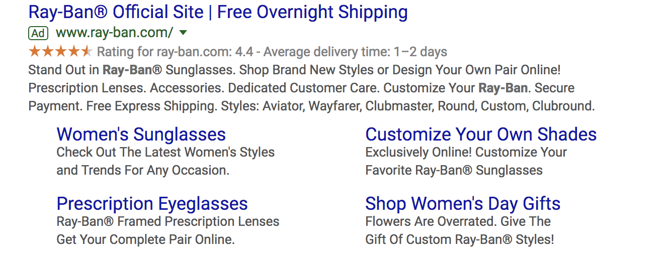 extensions-liens-annexes-google-ads