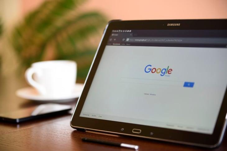 Google ordinateur