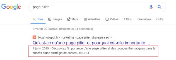 exemple de meta description dans Google-1