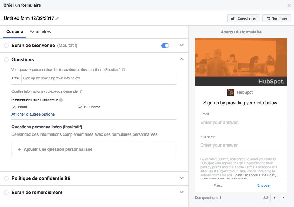 facebook ads creation step 11