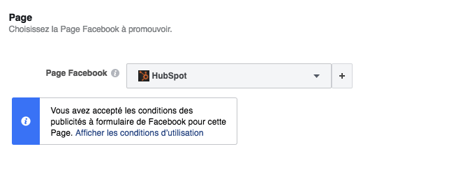 facebook ads creation step 4