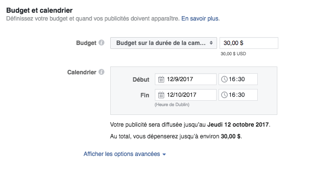 facebook ads creation step 7