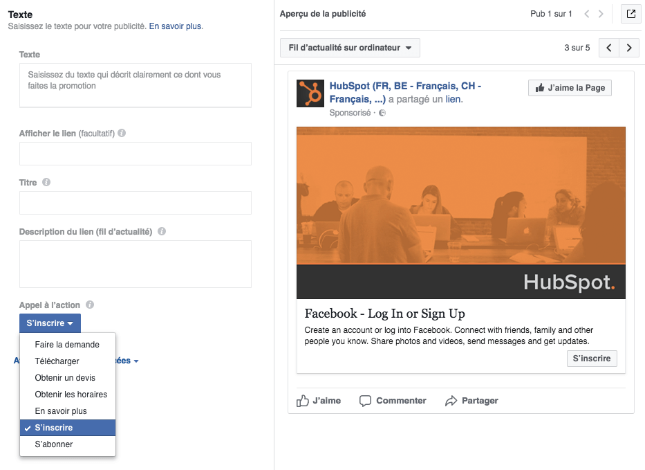 facebook ads creation step 10