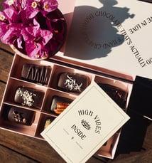 boite de chocolat