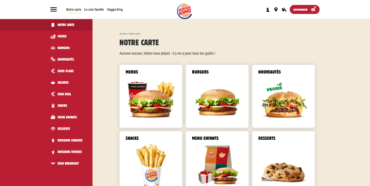 exemple iconographie burger king