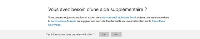 Feedback de la base de connaissances de Microsoft