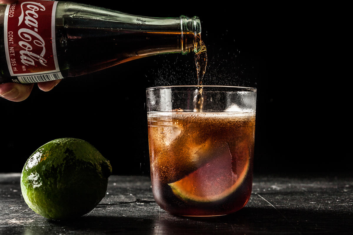 Co-Branding Coca-Cola et Bacardi