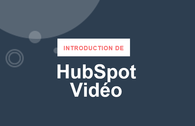 Capture HubSpot video