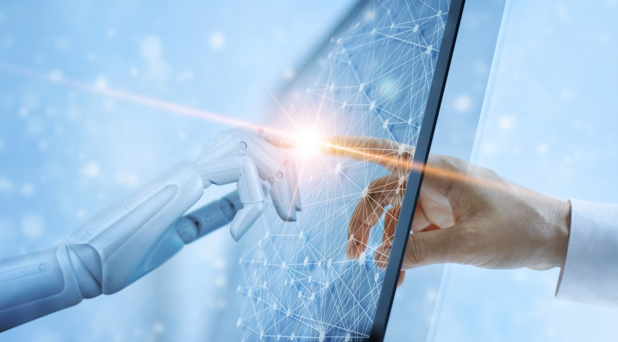 Automatisation du marketing de contenu : c'est le robot qui te parle