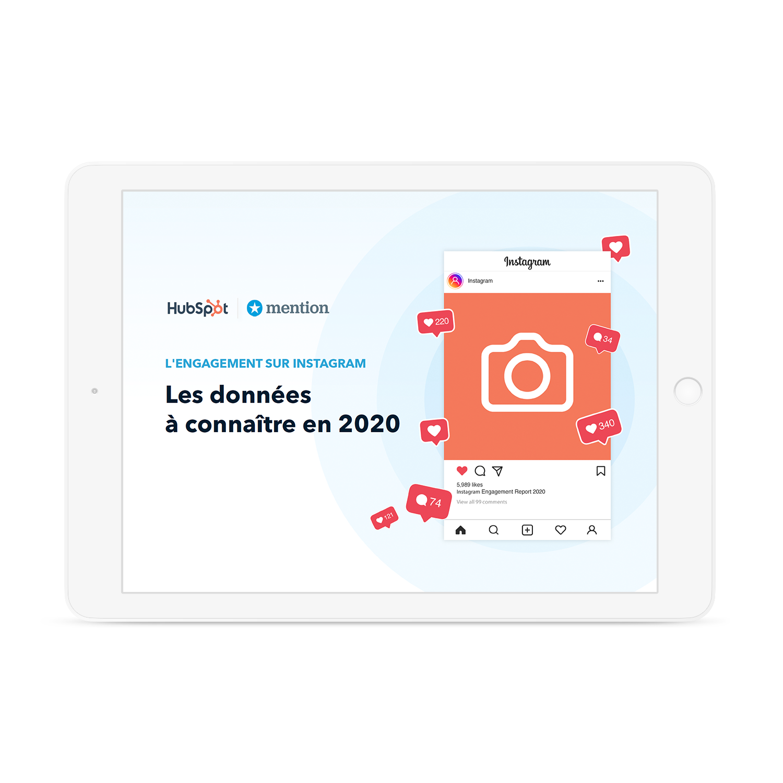 Instagram engagement report 2020-2