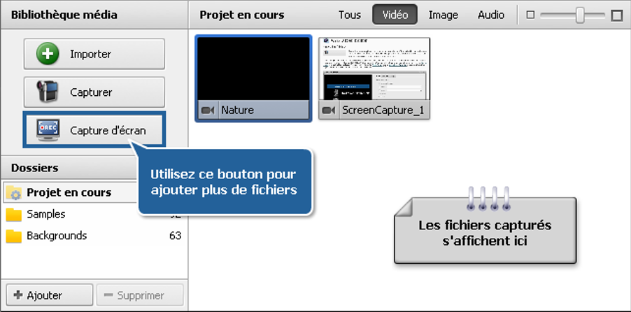 Logiciel AVS Video Editor