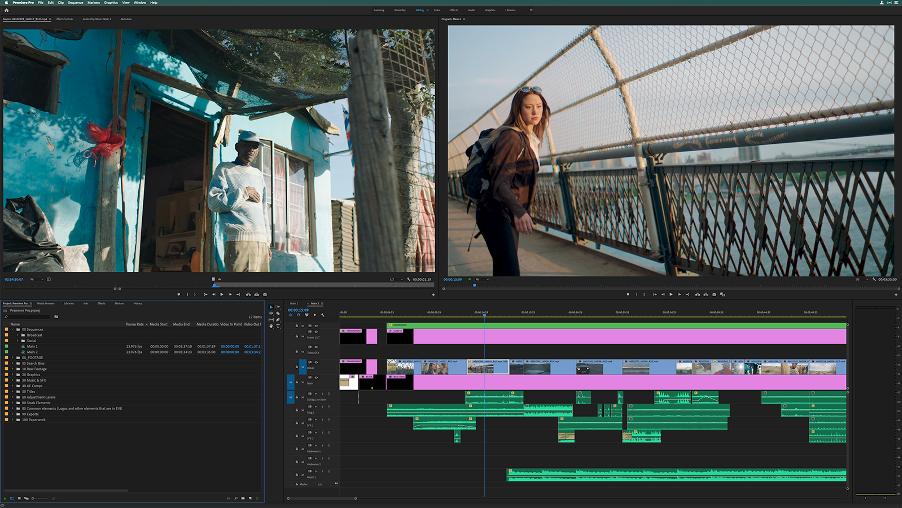 Logiciel Adobe Premiere Pro
