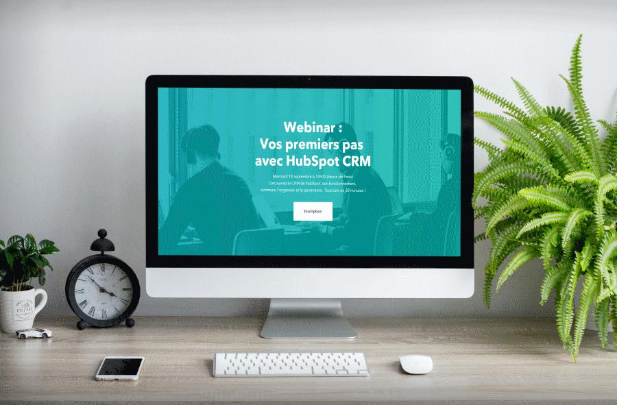 [Webinar] Comment faire vos premiers pas avec HubSpot CRM ?