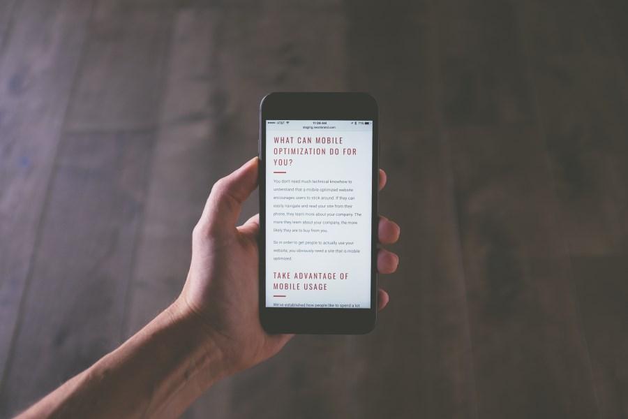 Comment configurer la balise viewport de votre site web pour les utilisateurs sur mobiles