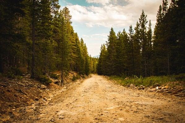 chemin de conversion symbolisé par un chemin