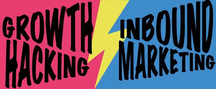 Growth Hacking vs Inbound Marketing : quelle est la différence ?