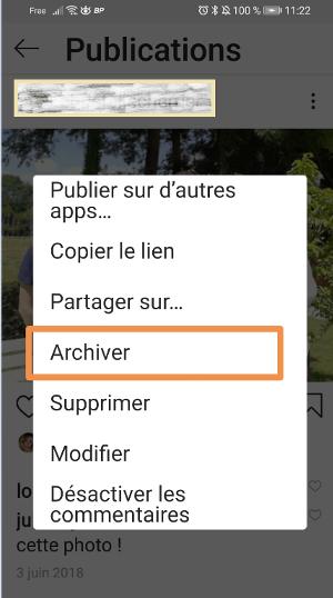 Archiver publications