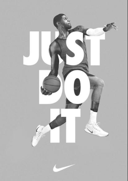 Identité de marque Nike