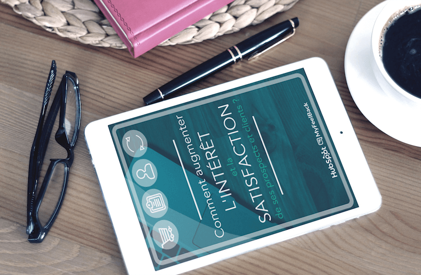 [E-book] Comment augmenter l'intérêt et la satisfaction de son audience ?