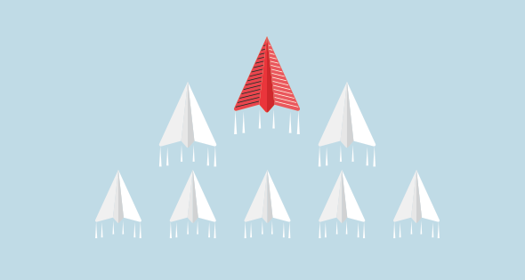 Comment distinguer les gestionnaires de compte traditionnels des vrais leaders?