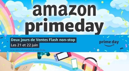 Offres exclusives Amazon Prime