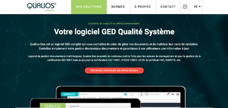 Qualios Doc - système GED