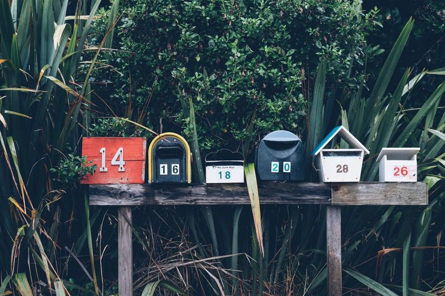 récéption courrier-1